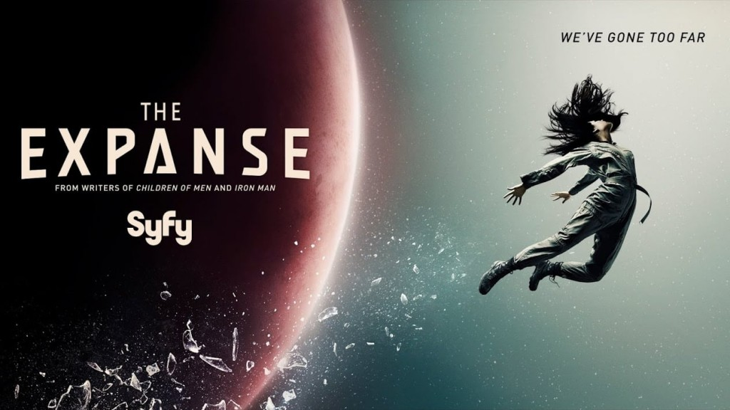 Séries The expanse